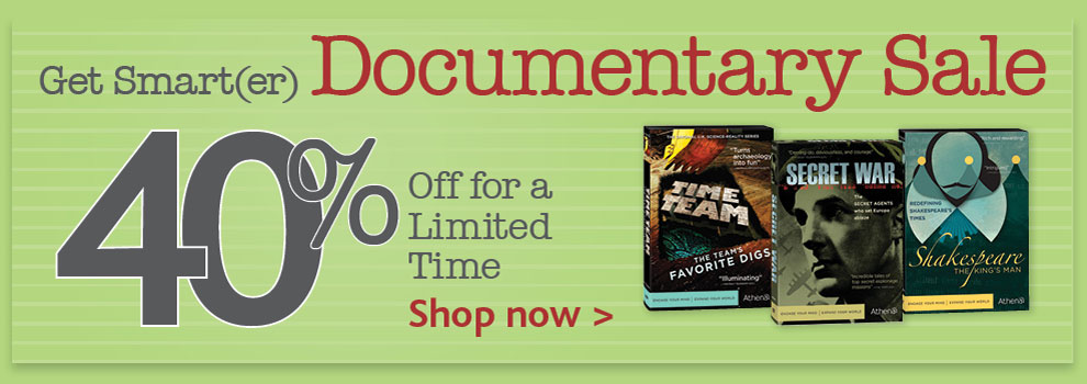 documentary sale